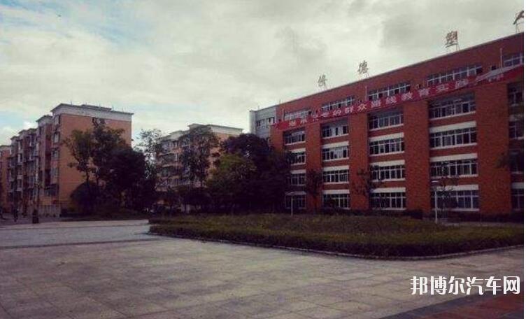 四川江油工业汽车学校2019年报名条件、招生对象