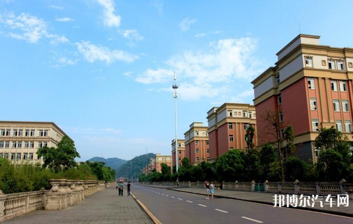 四川联合经济专修汽车学院2019年报名条件、招生对象