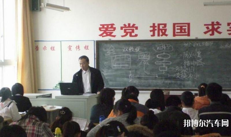 青岛第二技术汽车学校报名条件、招生对象