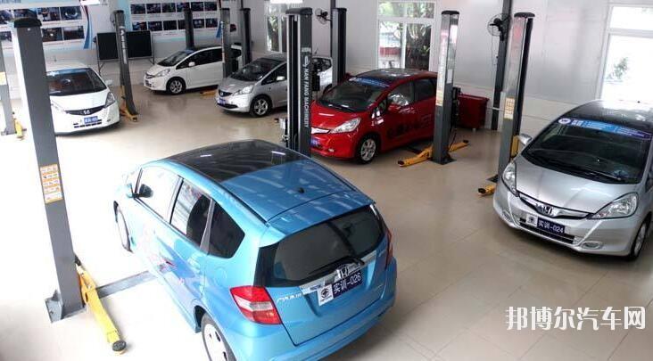 石家庄博信科技汽车中等专业学校报名条件、招生对象
