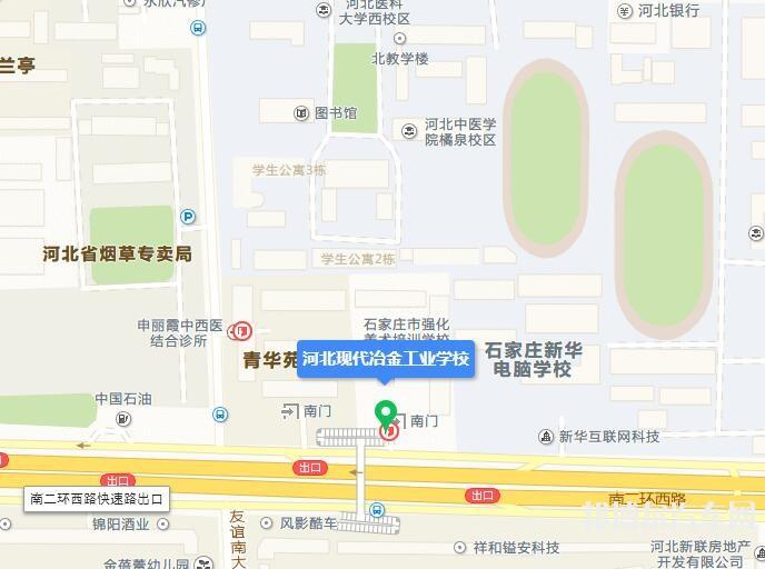 石家庄博信科技汽车中等专业学校地址在哪里