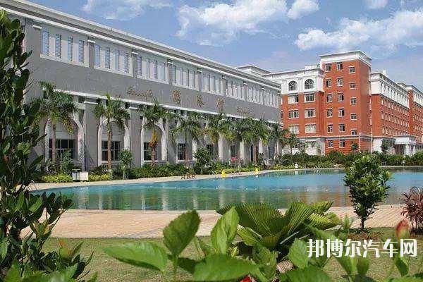 海南经贸职业技术汽车学院2019年报名条件、招生要求、招生对象