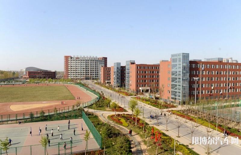 济宁职业技术汽车学院2019年有哪些专业